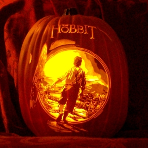 snoutypig_the_hobbit_pumpkin