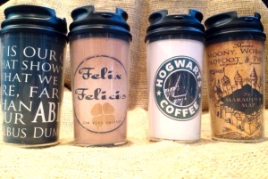 Harry Potter Travel Mugs